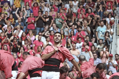XXv Concurs de Castells.Orgull de Vella.